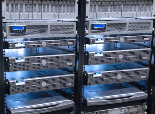 Virtual Desktop Computing - Server Rack